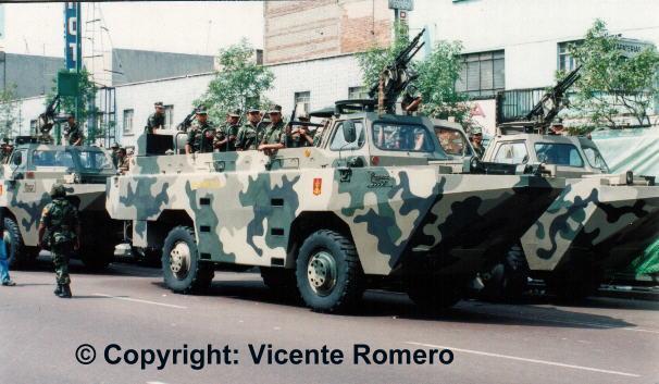 BTR- 70  Anfibio Infanteria de Marina México Mxa-005