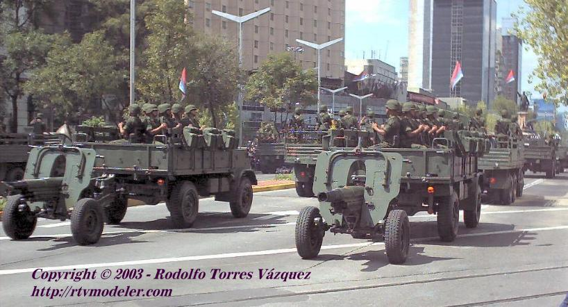 Adquisición de vehículos Unimog para apoyo a las unidades de artillería 10021