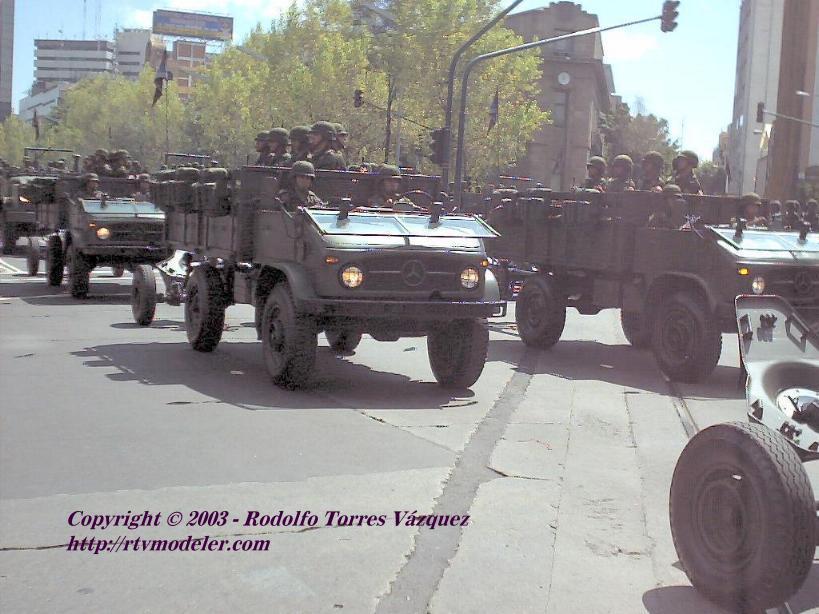Adquisición de vehículos Unimog para apoyo a las unidades de artillería 10022